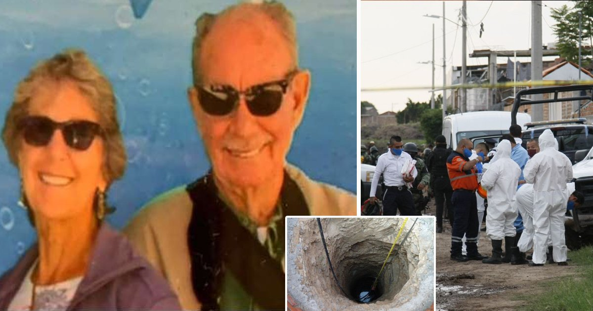mexico.jpg?resize=1200,630 - Elderly Missing Couple From California Found Dead At Bottom Of Mexican Well