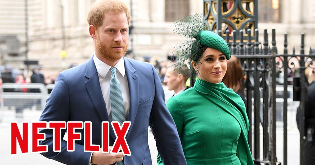 netflix 1.jpg?resize=1200,630 - Prince Harry And Meghan Markle Sign Massive £100 Million Television Deal With Netflix