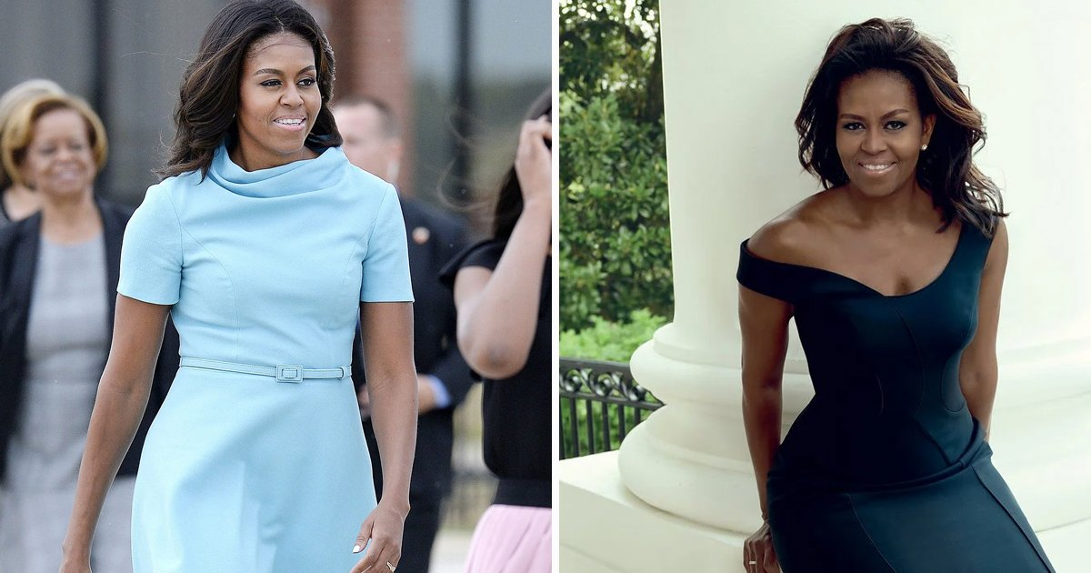 obama.jpg?resize=412,232 - Michelle Obama, One Of The Best-Dressed First Ladies Ever, Paid For All Her Clothes Herself
