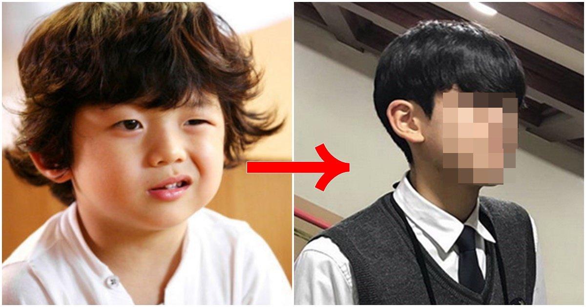"""page 150.jpg?resize=412,232 - """"와 에릭남인줄..."""" 과속스캔들에서 '박보영'의 아들로 나왔던 '왕석현'의 놀라운 근황 모습"""
