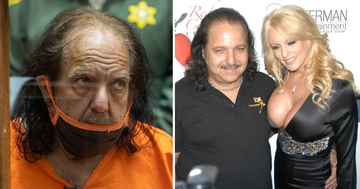 ron jeremy.jpg?resize=1200,630 - Porn Star Ron Jeremy Faces 20 More Sex Charges From 13 Women And One Teen