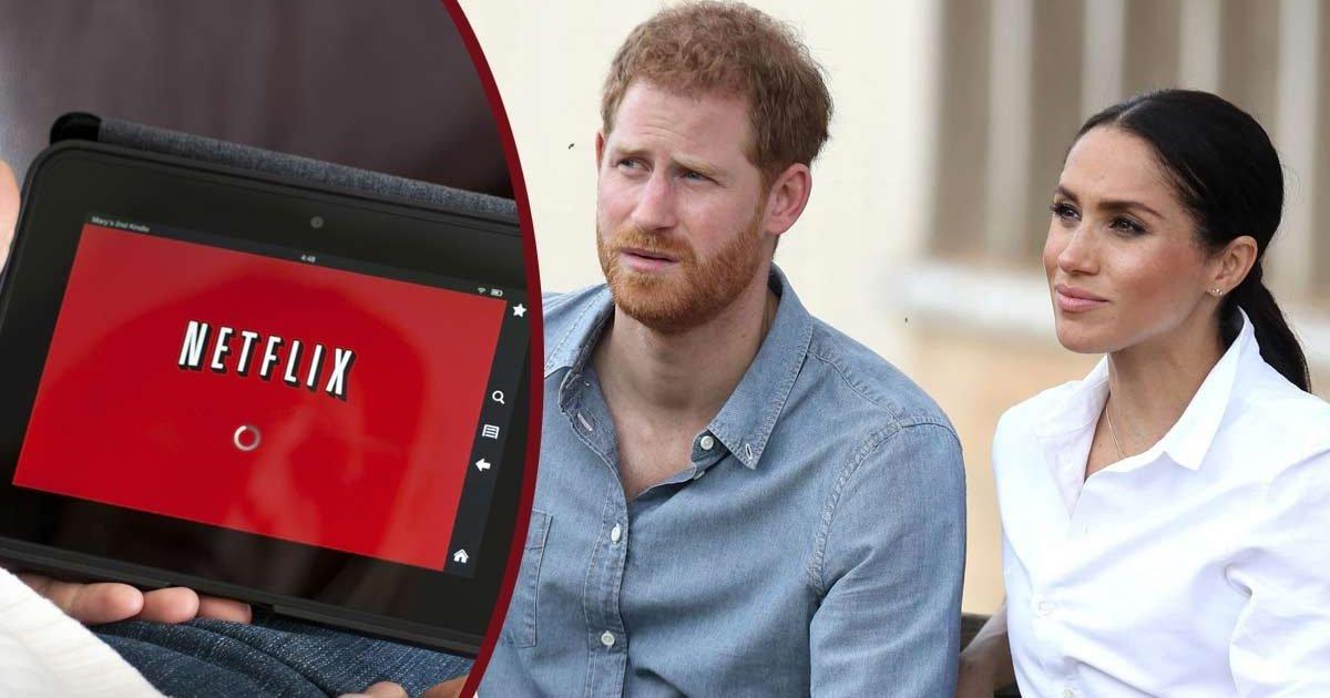 scoop larrivee de meghan markle et harry sur netflix fait fuir les abonnes e1599454519574.jpg?resize=412,232 - Des abonnés boycottent Netflix en raison de l'accord passé avec Meghan et Harry