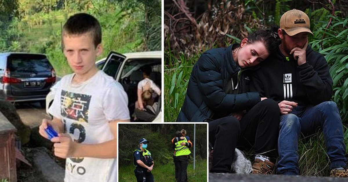 sdfsdfs.jpg?resize=1200,630 - Autistic Boy, 14, Is Found Dead After Going Missing While Jogging