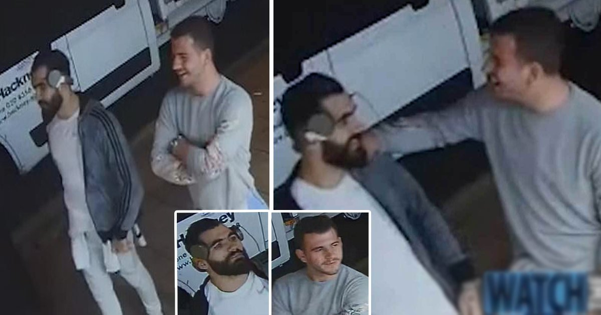sfdsdfs.jpg?resize=1200,630 - Police Release Video Of Two Men Laughing After Brutally Raping A Woman Outside Of A Pub