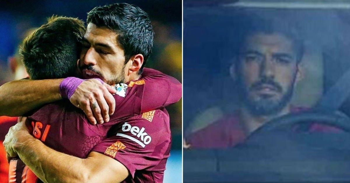 "srz.jpg?resize=412,232 - ""메시 안녕""...전화로 '방출' 통보받은 수아레스, 눈물 흘리며 바르셀로나 떠났다"