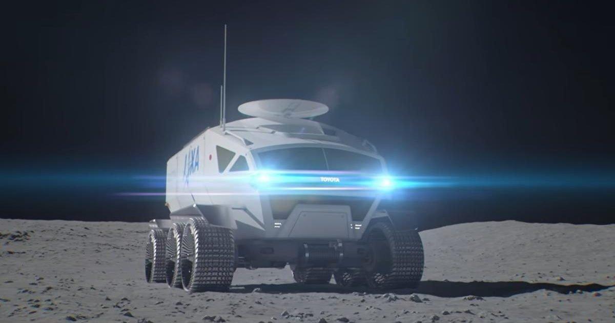 """toyota lunar cruiser e1598997445216.jpg?resize=1200,630 - Découvrez le """"Lunar Cruiser"""", le rover lunaire japonais pour les astronautes"""