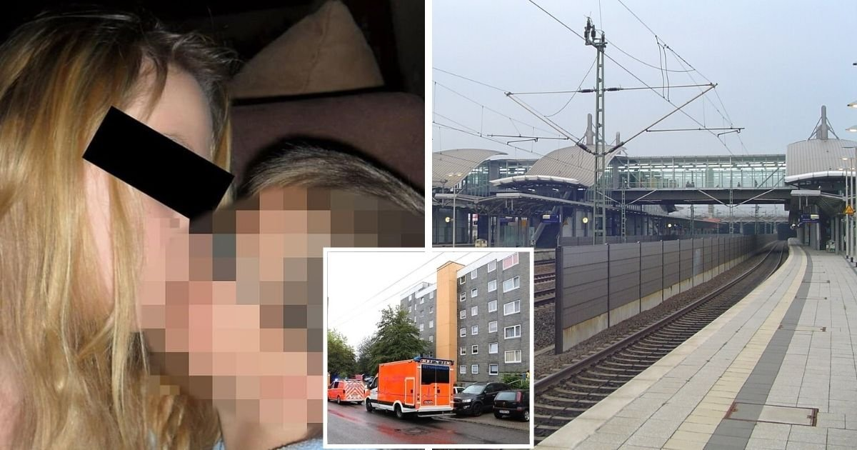 train6.jpg?resize=1200,630 - 27-Year-Old Mother Jumped In Front Of Train After Taking The Lives Of Her Five Young Children