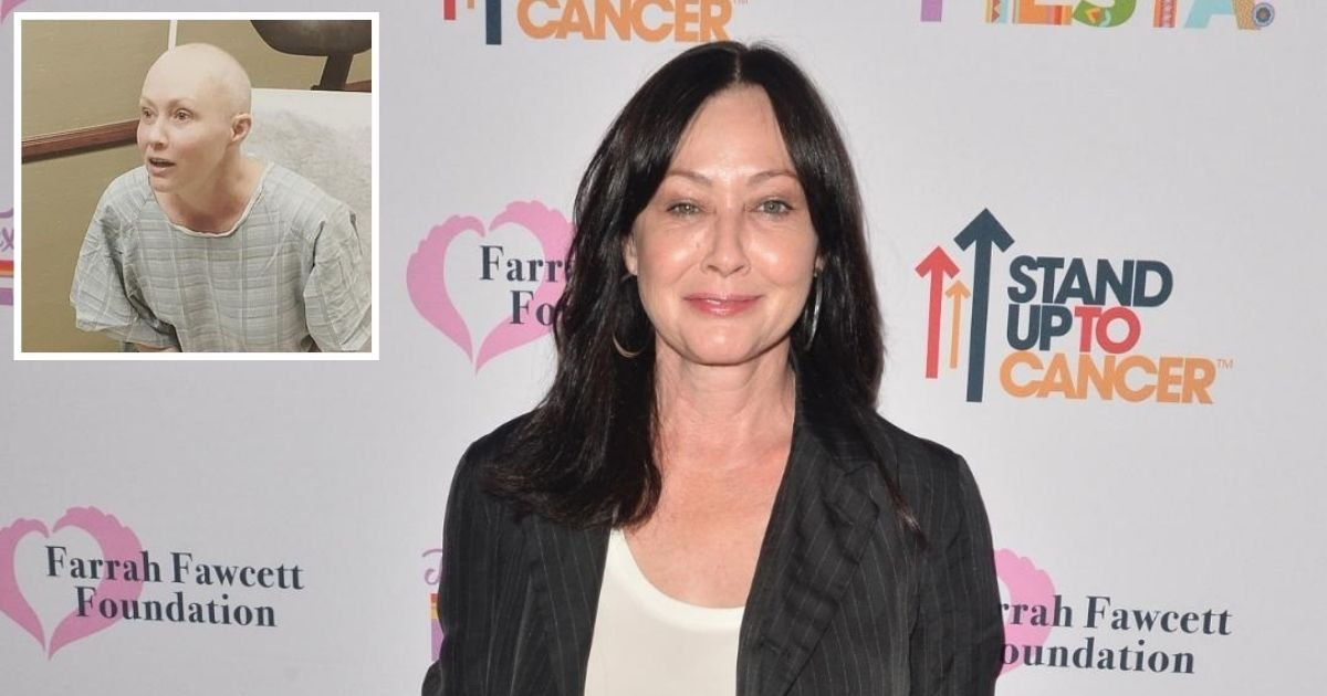 untitled design 2 28.jpg?resize=1200,630 - Shannen Doherty Struggles With Preparing Her Final Goodbyes Amid Battle With Cancer