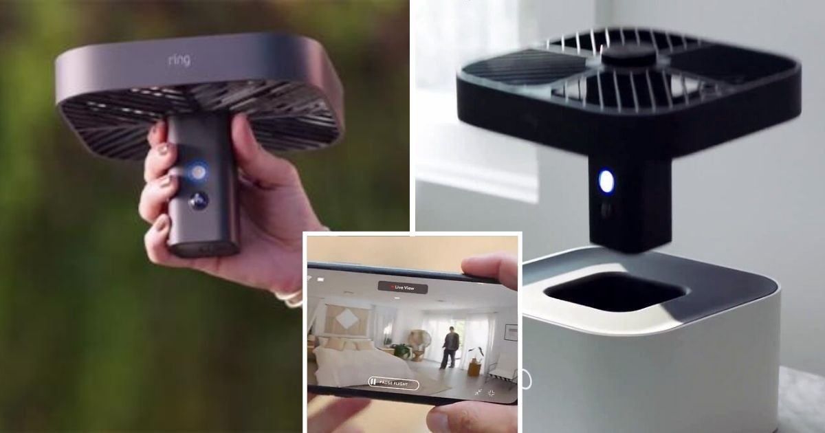 untitled design 4 21.jpg?resize=412,232 - Amazon's Ring Shows Off Security Drone That Can Patrol Your Home