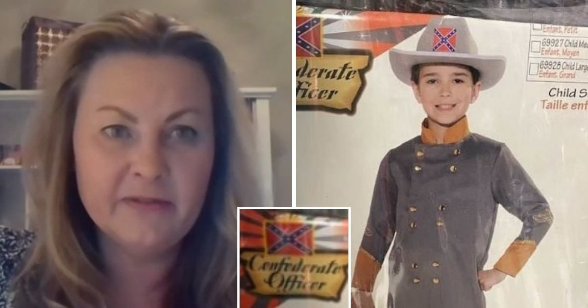 untitled design 4 23.jpg?resize=1200,630 - Mother Slams Store After Seeing 'Offensive' Confederate Halloween Costumes