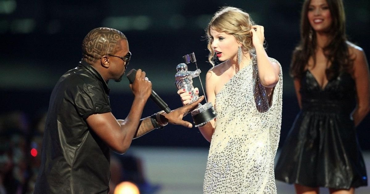 untitled design 6.jpg?resize=1200,630 - Kanye West Revealed Why He Interrupted Taylor Swift At MTV Video Music Awards Years Ago