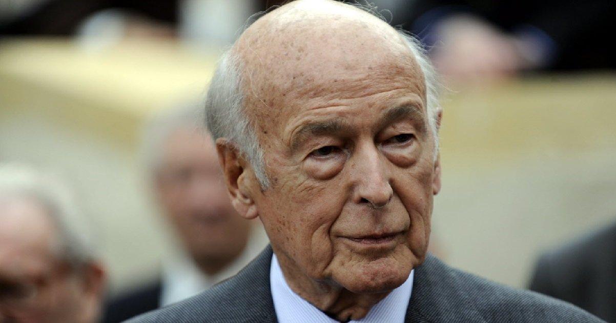 vgd.jpg?resize=412,232 - Valéry Giscard d'Estaing, 94 ans, est en réanimation à hôpital Georges-Pompidou
