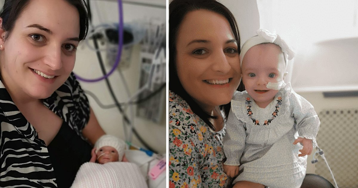 yysfsdf.jpg?resize=1200,630 - After 13 Heartbreaking Miscarriages, Woman Gives Birth To 'Miracle Baby' Girl