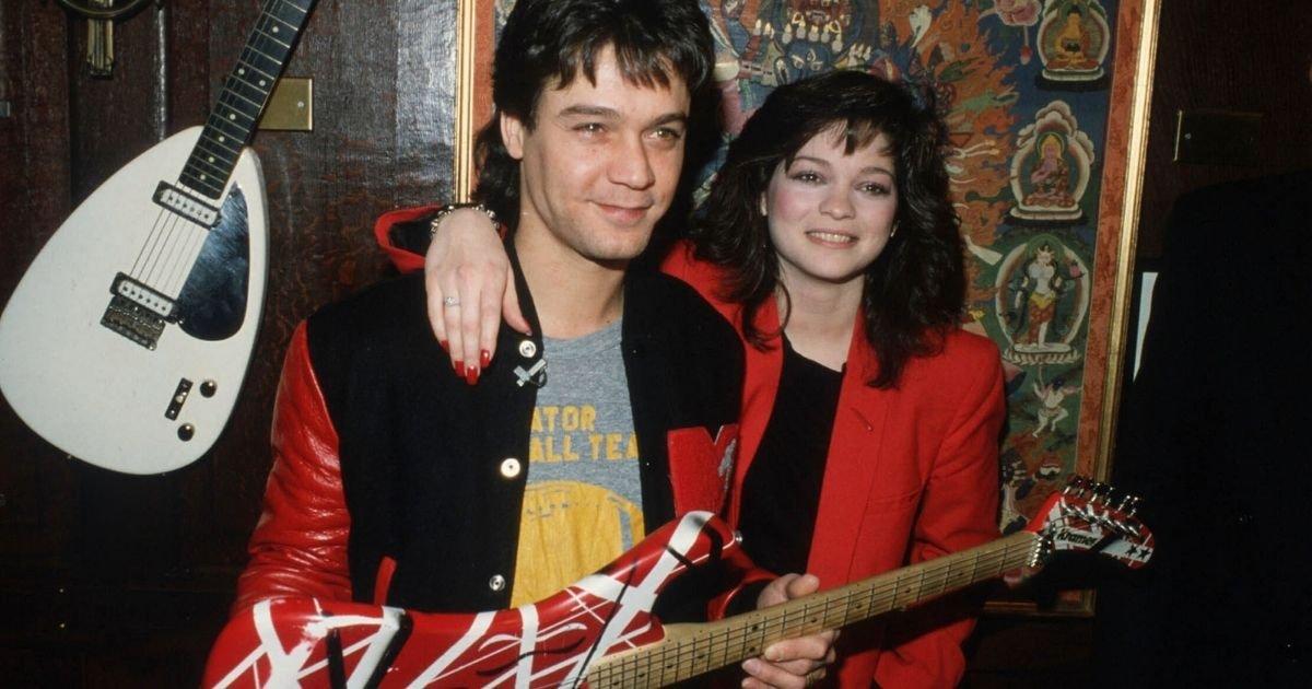 1 106.jpg?resize=1200,630 - Eddie Van Halen's Ex-Wife Pays Tribute By Sharing Sweet Throwback Photos Of Her Ex-Husband