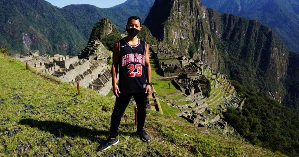 1 128.jpg?resize=1200,630 - Perú Abre Machu Picchu SOLO A Un Turista Japones Que Lleva 7 Meses Esperando En El País Para Poder Ir