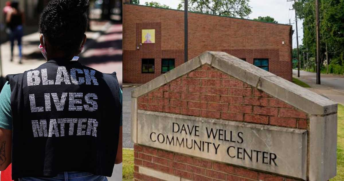 1 184.jpg?resize=1200,630 - Poll Worker Fired After Turning Away Voters Wearing BLM Shirts