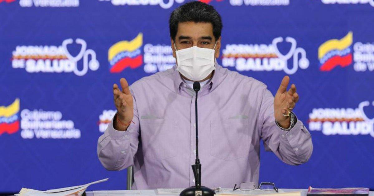 1 217.jpg?resize=412,232 - Venezuela Afirma Haber Desarrollado Un Fármaco Que Anula El COVID-19 Por Completo