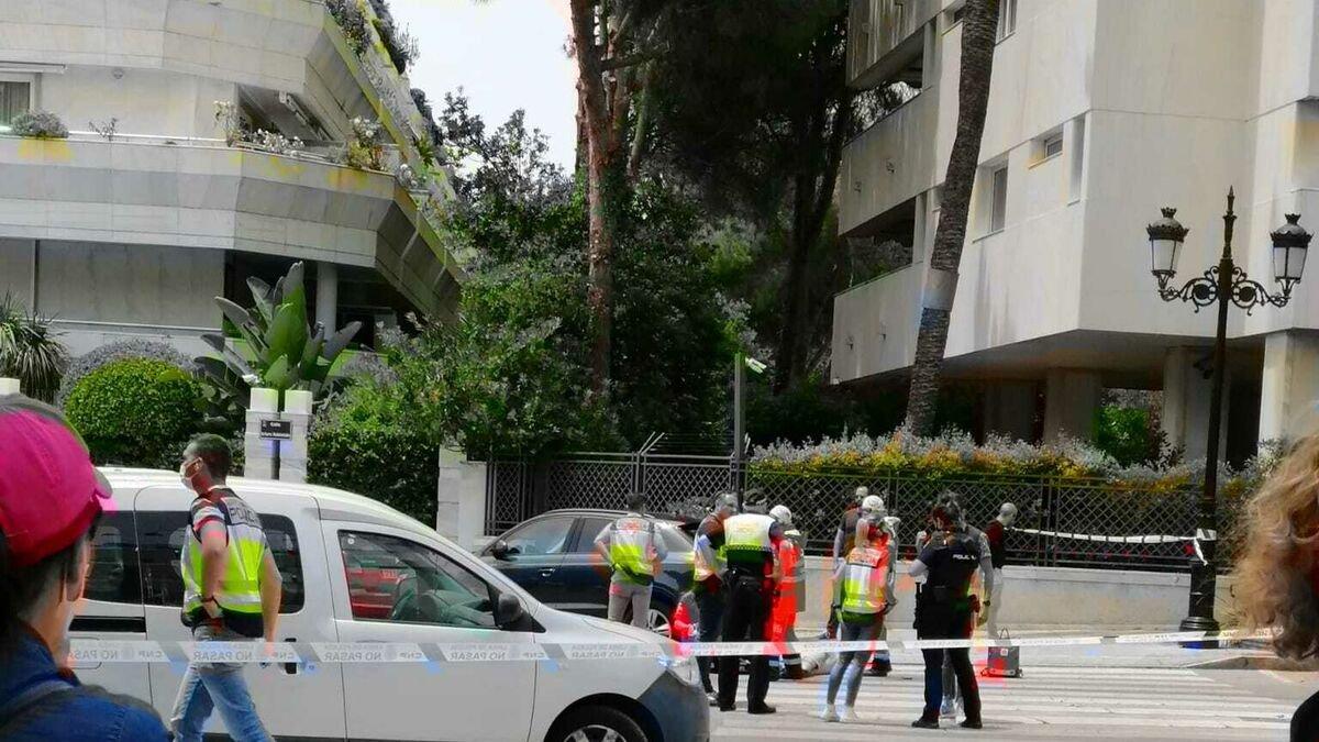 Disparan en la cara a un joven de 29 años en un nuevo tiroteo en Marbella