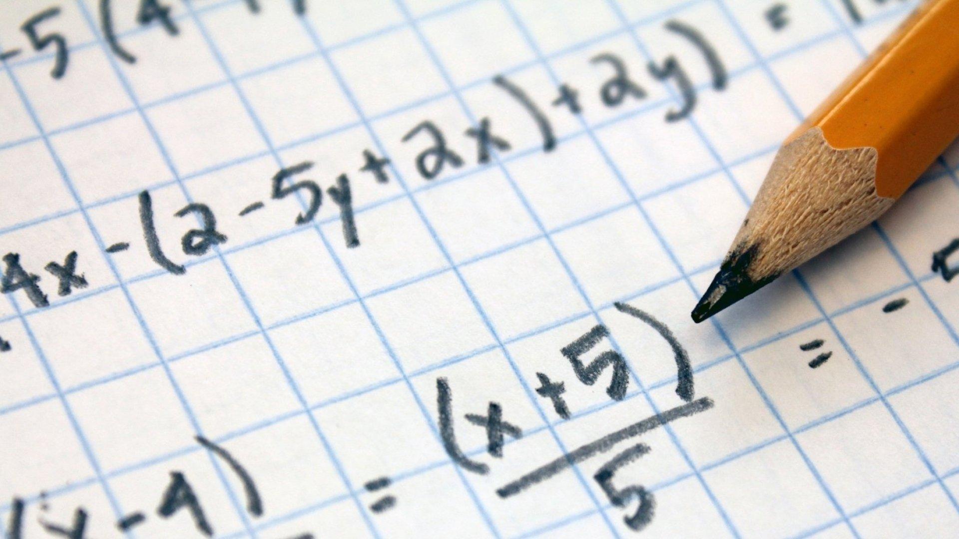 thrid-grade math sum