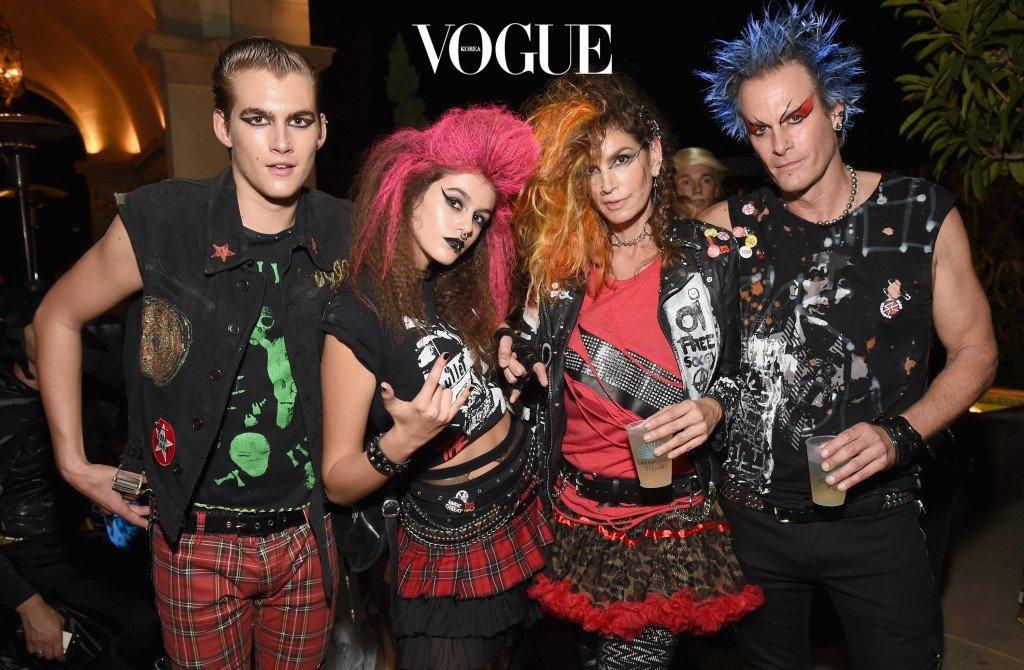 스타들의 할로윈 데이 코스튬! | 보그 코리아 (Vogue Korea)