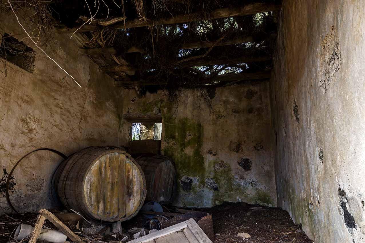 LANZAROTE | bodega abandonada - Urbex Canarias
