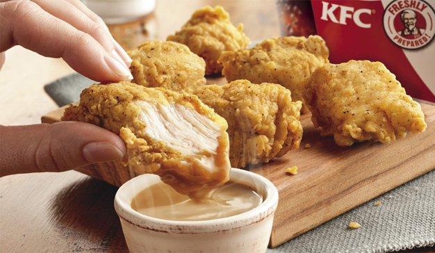 Tras la carestía de pollo, la cadena KFC se queda ahora compuesta y sin salsa | Marketing Directo