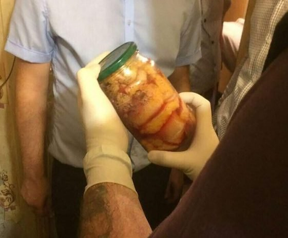 VIDEO: Pareja caníbal vendía pasteles de carne humana – Noticias Ya