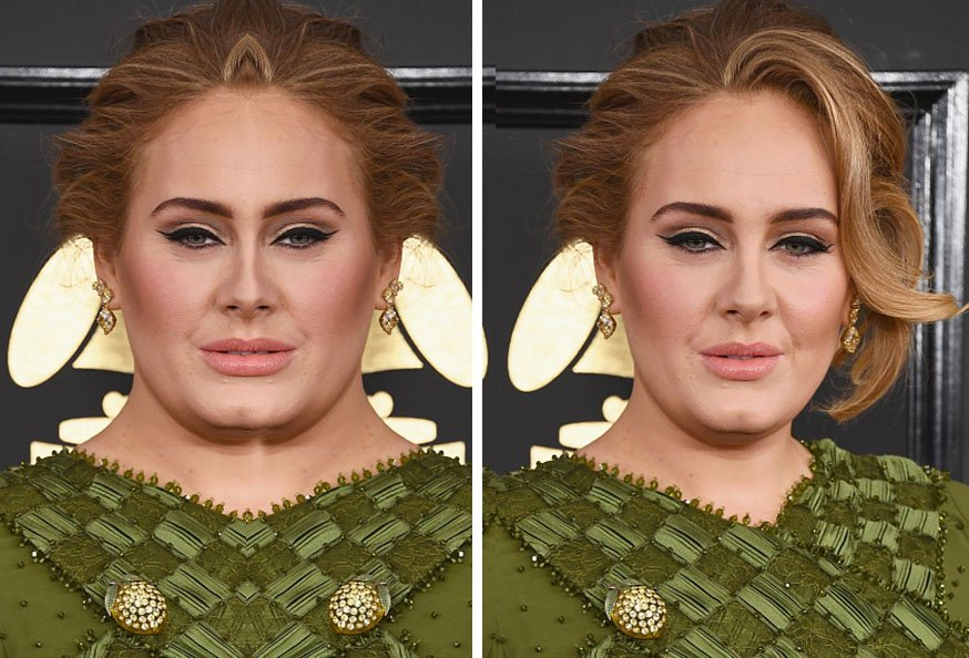 Celebrities With Symmetrical Faces