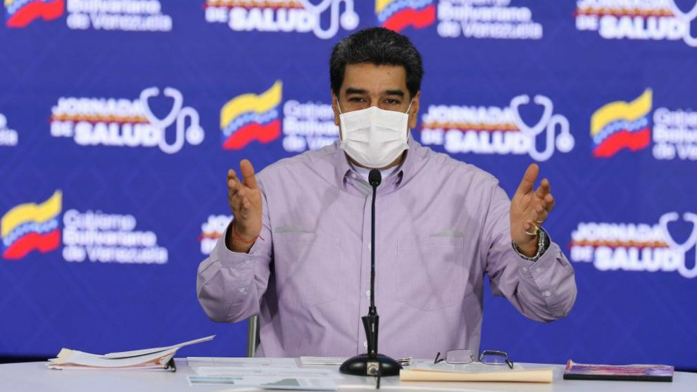 Coronavirus Venezuela: Maduro acusa a Colombia del aumento del coronavirus  en Venezuela | Marca.com