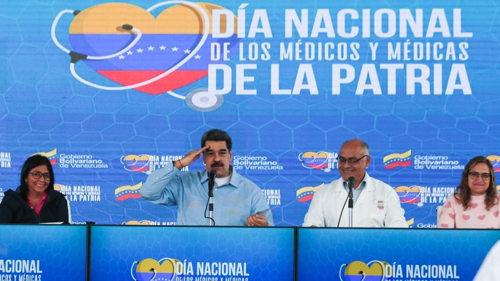 Maduro asegura que Venezuela posee un fármaco que