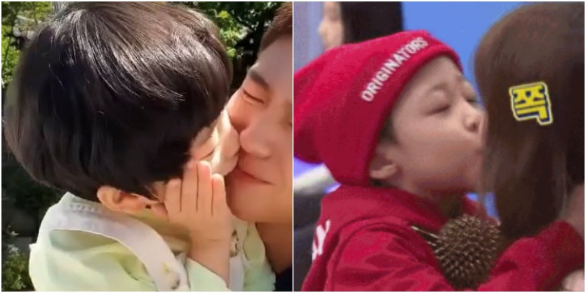 66.png?resize=1200,630 - 어린아이들에게 '기습뽀뽀' 당하는 사람들의 특징 짤 정리(feat.일관성)