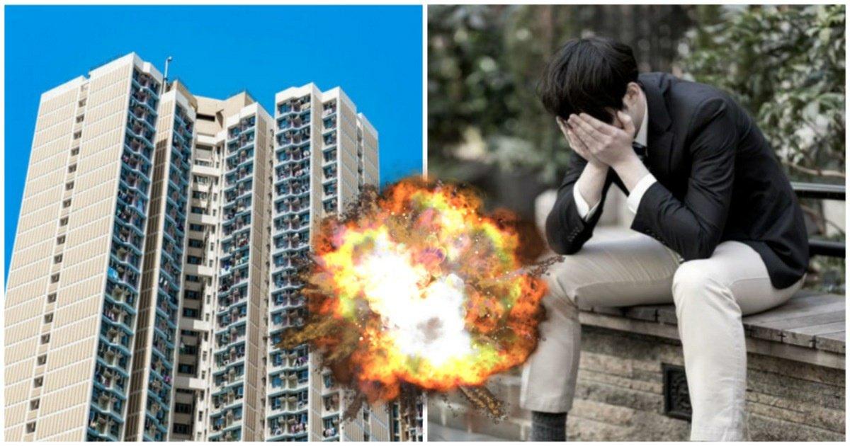 """8 11.jpg?resize=412,232 - """"왜 나 안만나줘?""""라며 좋아하는 여성 집에 '사제폭탄' 들고 간 20대 남성의 '충격적인' 최후"""