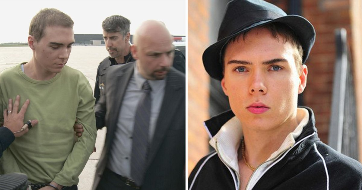 adf.jpg?resize=412,232 - Luka Magnotta Marriage: Killer Ties The Knot While 'Living The High Life' In Prison