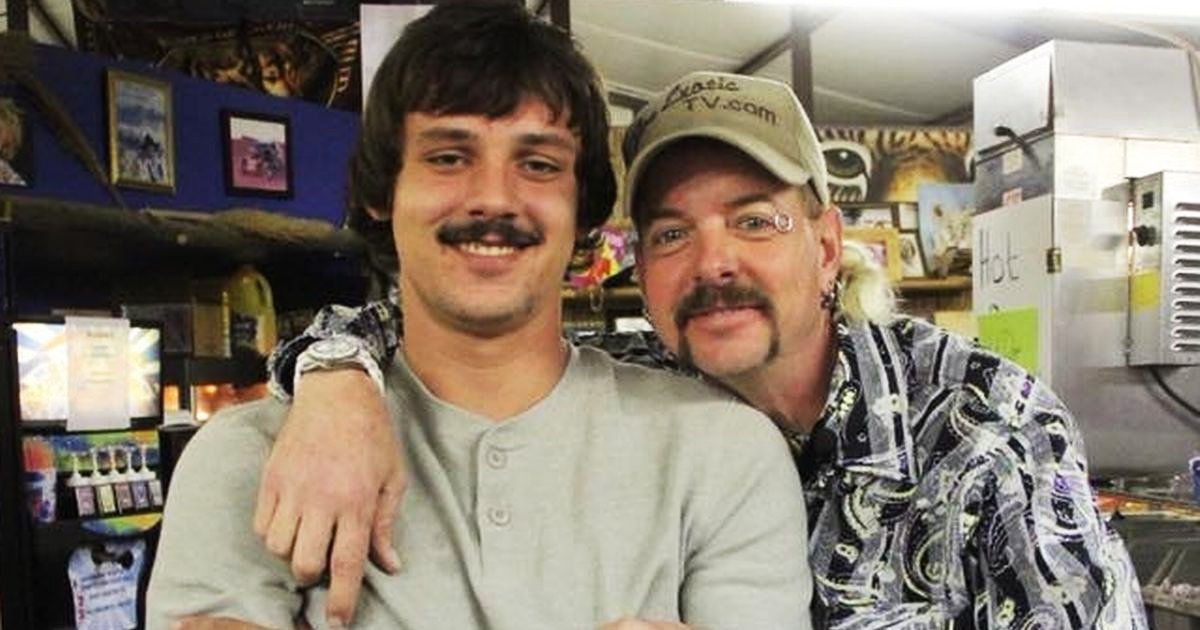 adsfadsf 1.jpg?resize=412,232 - Joe Exotic Had 5 Husbands But What About His Fling With Pedophile JC Hartpence?