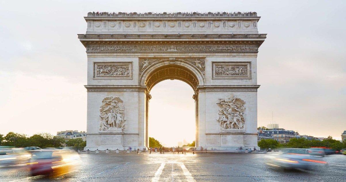 adt.jpg?resize=1200,630 - Paris: après une alerte à la bombe, le secteur de de l'Arc de Triomphe a été évacué