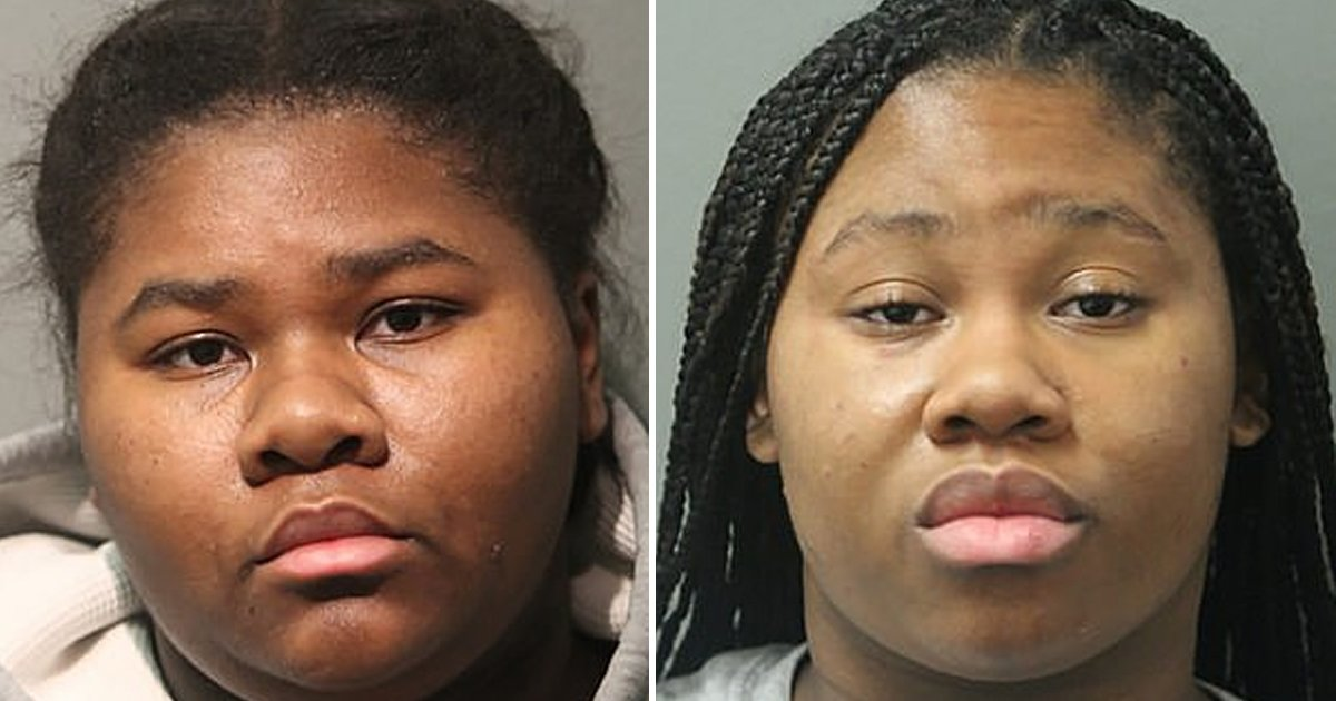 afdasf.jpg?resize=1200,630 - 2 Sisters Charged For Stabbing Security Guard 27 Times After He Told Them To Wear A Mask