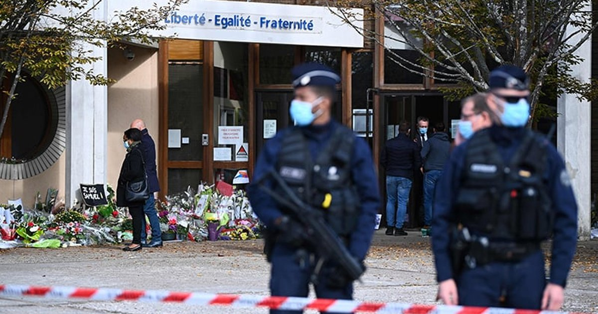 ahaha.jpg?resize=1200,630 - France Bans Islamic Group As Crackdown On Militants Intensifies After Teacher's Killing