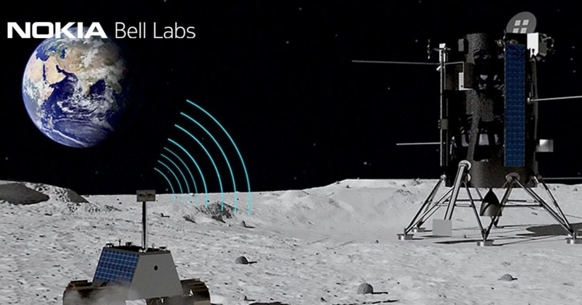 bell labs twitter.jpg?resize=412,232 - Nokia Wins Million-Dollar NASA Contract To Set Up 4G Network On The Moon