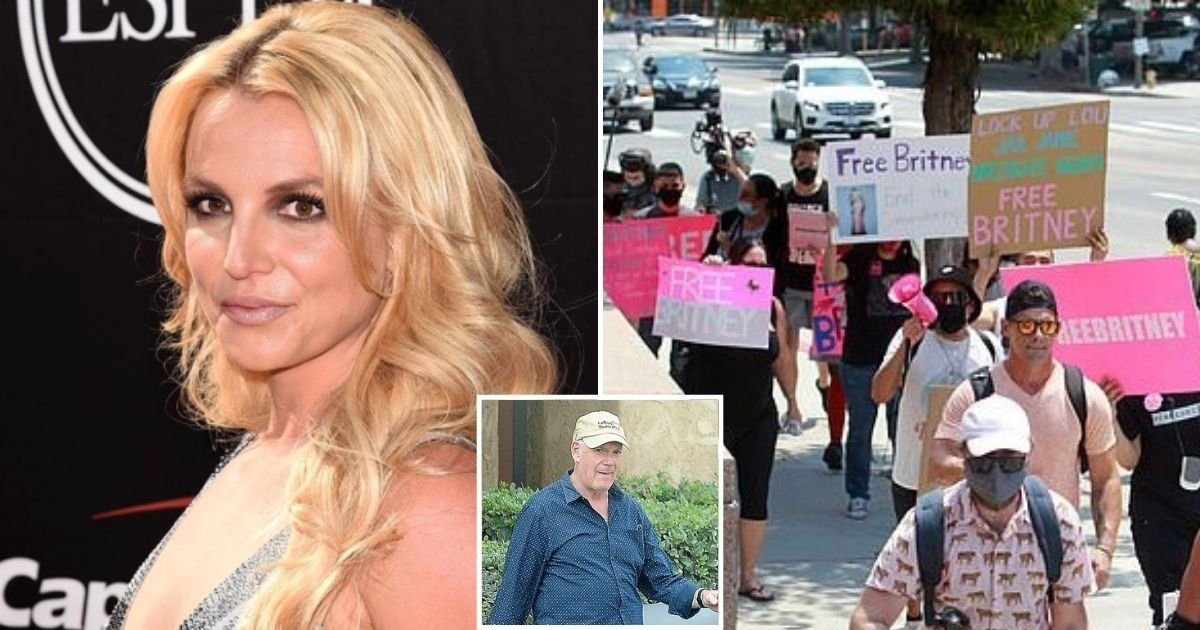 britney7.jpg?resize=1200,630 - Britney Spears' Former Estate Manager Says Pop Star Could Be Kept In Conservatorship For Life