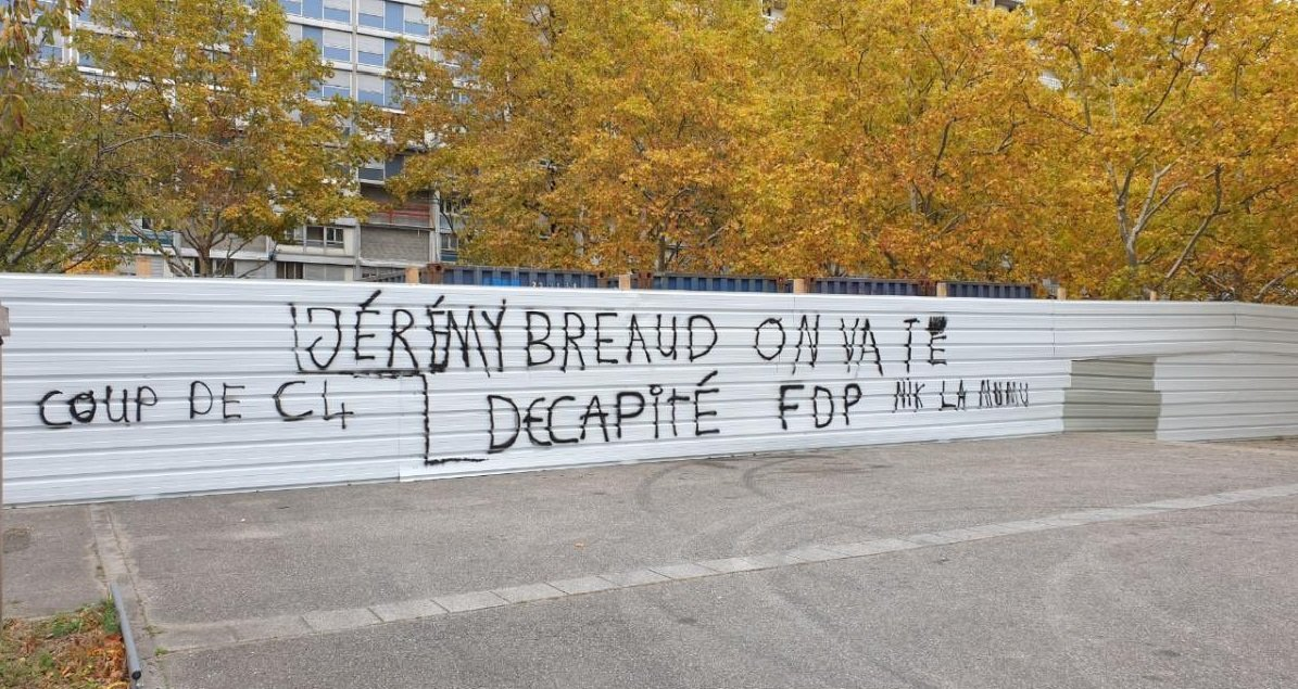 bron.jpg?resize=412,232 - Région Lyonnaise: Jérémie Bréaud, le maire de Bron, est menacé de décapitation