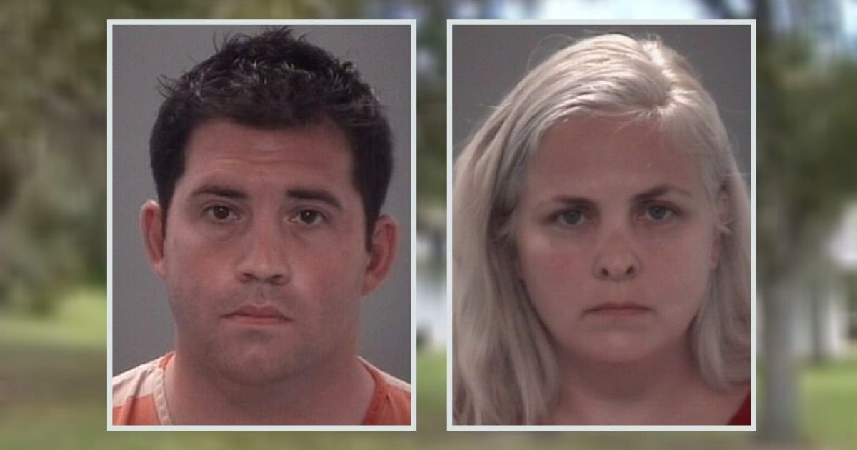 davis5.jpg?resize=412,232 - Parents Locked 8-Year-Old Son In Dark Room Smeared With Feces And Urine