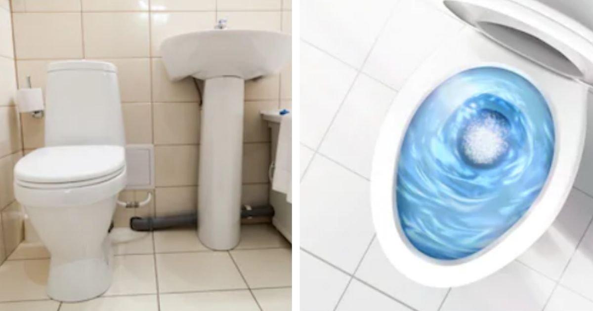 diseno sin titulo 52.jpg?resize=412,232 - Limpiador Intenta Demostrar Lo Bien Que Hace Su Trabajo Bebiendo Agua Del Inodoro