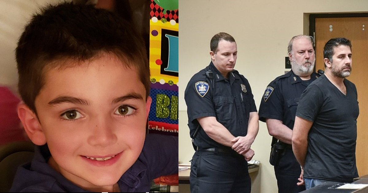 e18486e185aee1848ce185a6 1.png?resize=1200,630 - Young Boy Described How NYPD Cop Dad Made His Brother Sleep In Freezing Garage Before He Passed Away