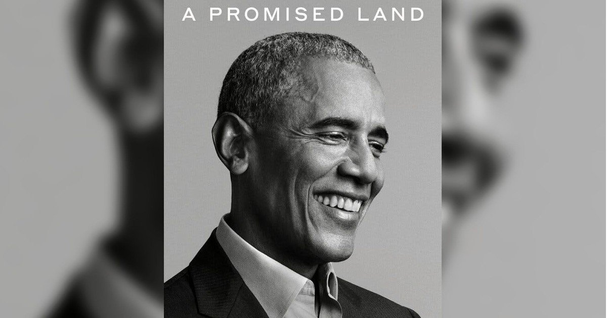 e18486e185aee1848ce185a6 100.jpg?resize=412,232 - Former President Barack Obama's Memoir To Be Released Just Days After 2020 Election