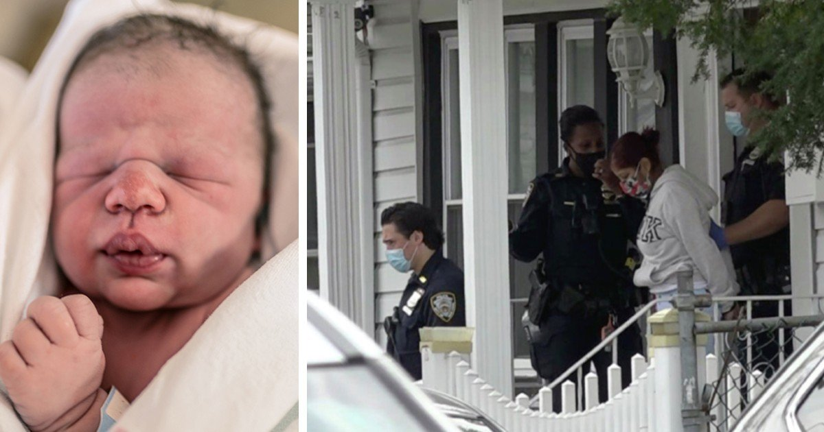 e18486e185aee1848ce185a6 2020 10 17t233006 070.jpg?resize=1200,630 - Heart Wrenching Moment As Mom Throws Newborn Out Of Window Just Minutes After Giving Birth