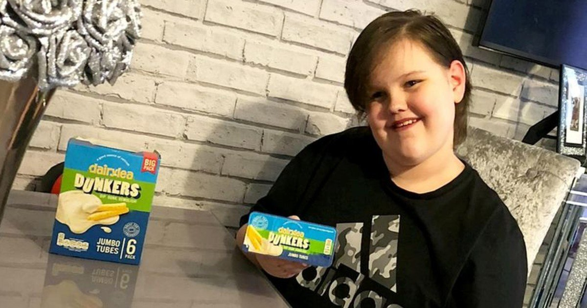 e18486e185aee1848ce185a6 2020 10 18t020447 117.jpg?resize=1200,630 - 12-year-old Autistic Girl Only Eats Dairylea Dunkers And Her Mother Is Running Out Of Snacks Amid Coronavirus Crisis