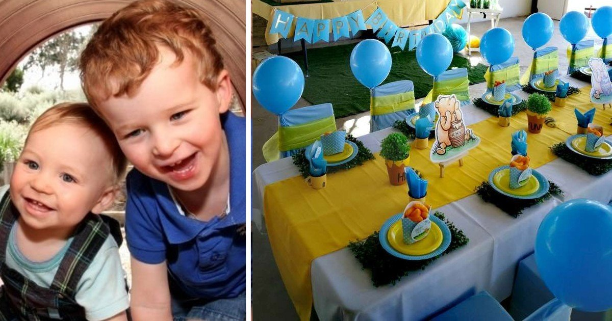 e18486e185aee1848ce185a6 60 1.jpg?resize=412,232 - 3-Year-Old Boy Accidentally Shot Himself With A Pistol At His Own Birthday Party