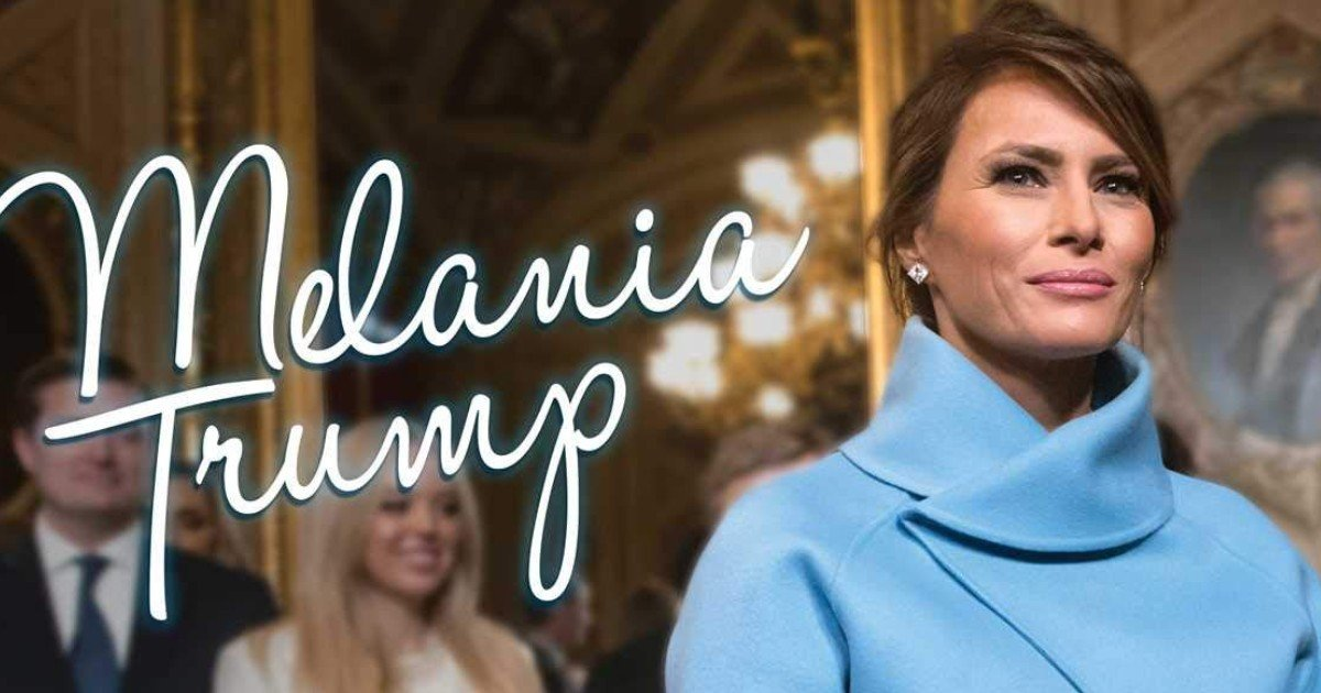 e18486e185aee1848ce185a6 8 2.jpg?resize=412,275 - Melania Trump Ranked Third In YouGov's List Of Most Admired Women In The US
