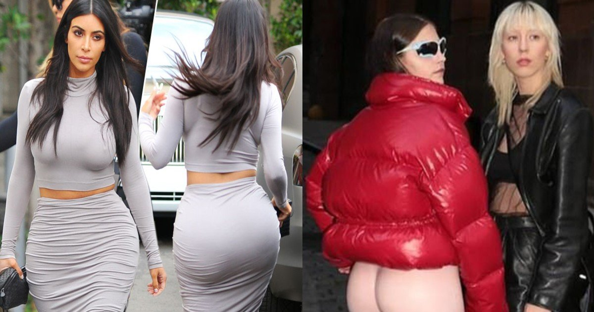 e18486e185aee1848ce185a6 91.jpg?resize=412,275 - Artists Created 'The Bum' Which Is Kim-Inspired Biker Shorts