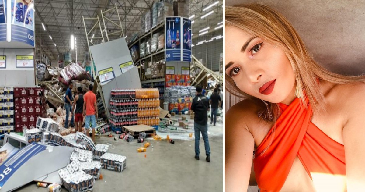 e18486e185aee1848ce185a6 95.jpg?resize=1200,630 - One Dead And Several Injured As Supermarket Shelves Collapse In Domino Effect